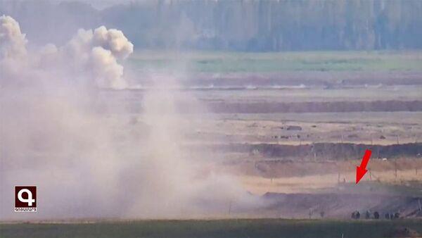 ՊԲ հրետանու հերթական անվրեպ խոցումներն ու թշնամական զինուժի կորուստները - Sputnik Армения