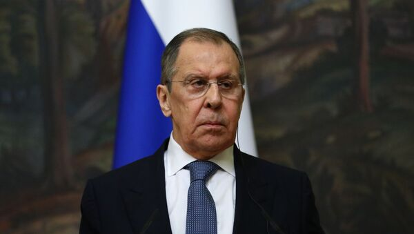 Министр иностранных дел РФ Сергей Лавров  - Sputnik Արմենիա