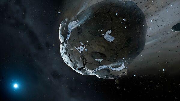 Астероид, архивное фото - Sputnik Армения