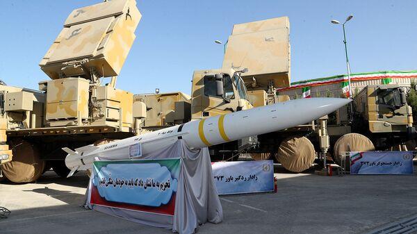 Презентация зенитной ракетной системы Bavar-373 (22 августа 2019). Иран - Sputnik Армения