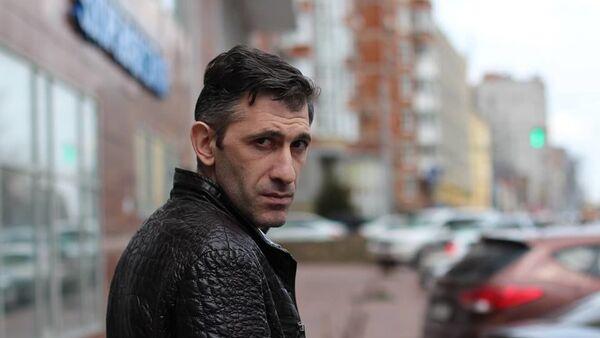 Артист Ованнес Аджинян - Sputnik Армения
