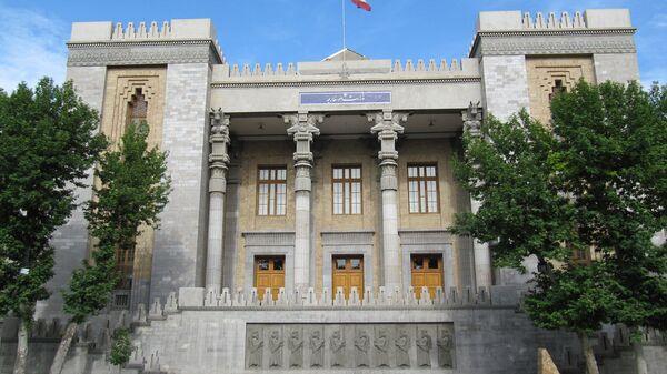 Здание МИД Исламской Республики Иран - Sputnik Армения