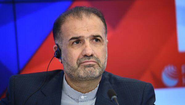 Чрезвычайный и полномочный посол Исламской Республики Иран (ИРИ) в Российской Федерации Казем Джалали - Sputnik Армения