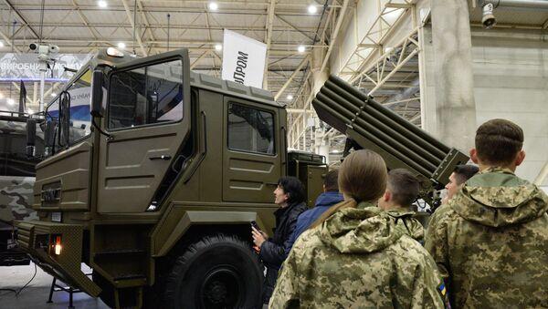 Выставка Оружие и безопасность - 2019 в Киеве - Sputnik Армения