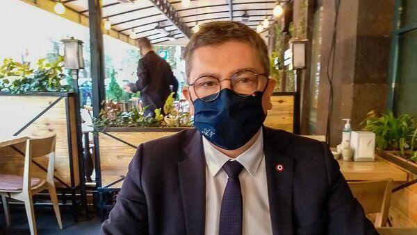 Депутат парламента Франции Жан-Мишель Мис - Sputnik Արմենիա