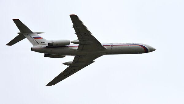 Самолет Ту-154 - Sputnik Армения
