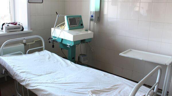 Палата для лечения больных коронавирусом - Sputnik Армения