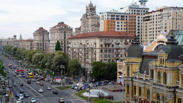 Улица Крещатик в Киеве - Sputnik Армения
