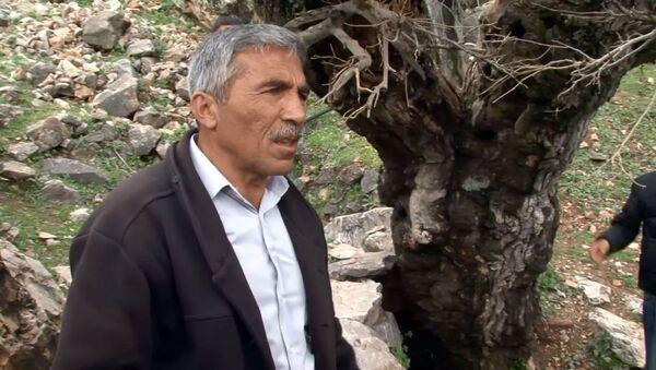 Акоб из Сасуна у родника Симо в Берме - Sputnik Армения