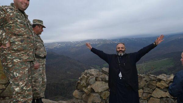 Епископ Баграт Галстанян - Sputnik Արմենիա