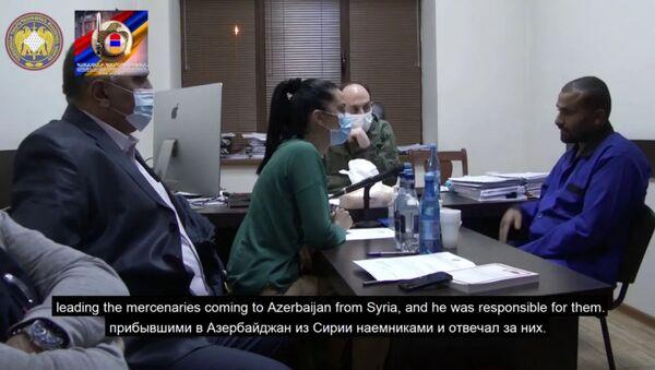 Ազգությամբ արաբ, Սիրիայի քաղաքացու հարցաքննությունը - Sputnik Արմենիա