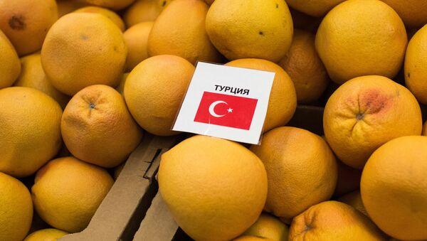 Турецкие мандарины  - Sputnik Армения