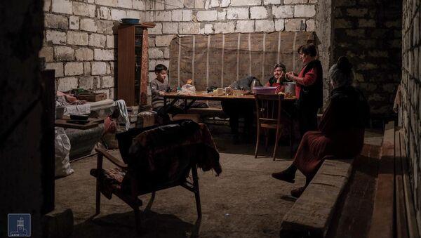 Будни 8-летнего карабахца Миграна в Степанакерте - Sputnik Արմենիա