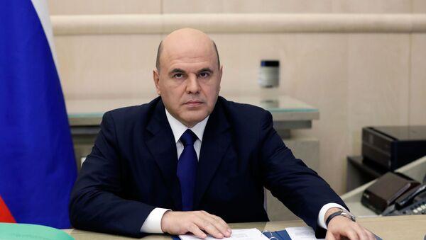 Премьер-министр РФ М. Мишустин провел заседание правительства РФ - Sputnik Արմենիա