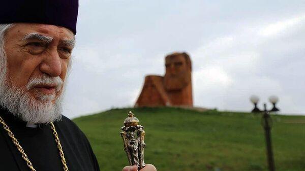 Католикос Великого Дома Киликии Арам Первый - Sputnik Армения