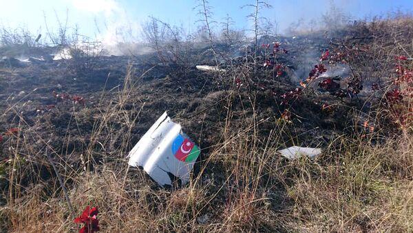 Военнослужащие Армии Обороны Карабаха сбили очередной турецкий беспилотник Bayraktar (8 ноября 2020). Карабах - Sputnik Армения