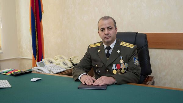 Армен Абазян - Sputnik Армения