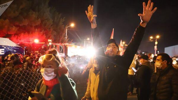 Протесты в Грузии - Sputnik Армения