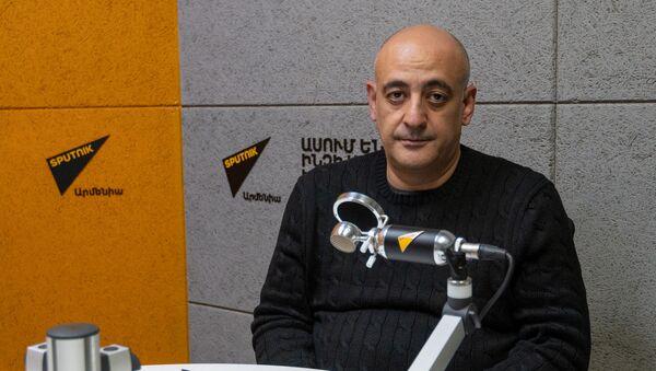 Директор Фонда страхования военнослужащих Варужан Аветикян - Sputnik Արմենիա