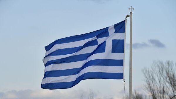 Усиление мер безопасности на границе Греции с Турцией - Sputnik Армения