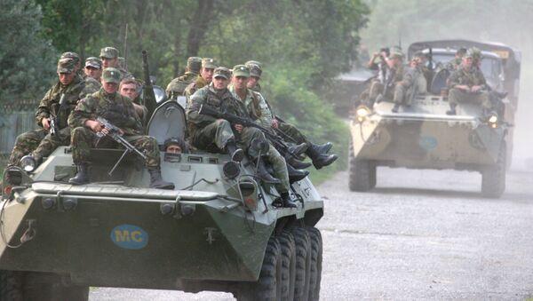 Российские миротворцы - Sputnik Армения