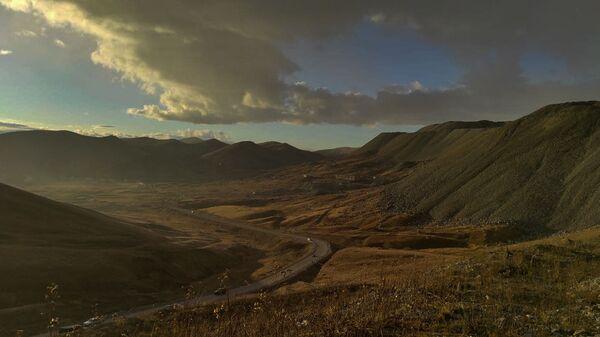 Карвачар перед вступлением в силу соглашения о передаче земель - Sputnik Армения