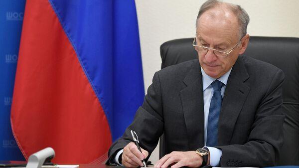 Секретарь Совета безопасности РФ Николай Патрушев  - Sputnik Արմենիա