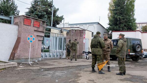Российские миротворцы в Карабахе (14 ноября 2020). - Sputnik Արմենիա