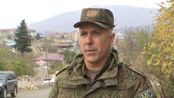 Генерал-лейтенант Рустам Мурадов о поставленных задачах - Sputnik Армения
