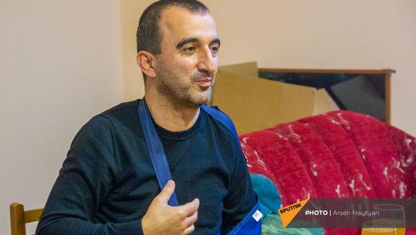 Глава общины Мегри Мхитар Закарян - Sputnik Армения
