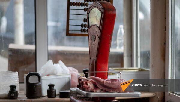 В лавке мясника - Sputnik Армения