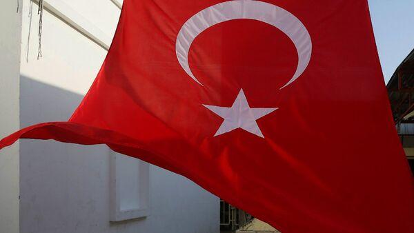 Турецкий флаг - Sputnik Армения