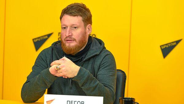 Семен Пегов на онлайн пресс-конференции (25 ноября 2020). Москва - Sputnik Армения