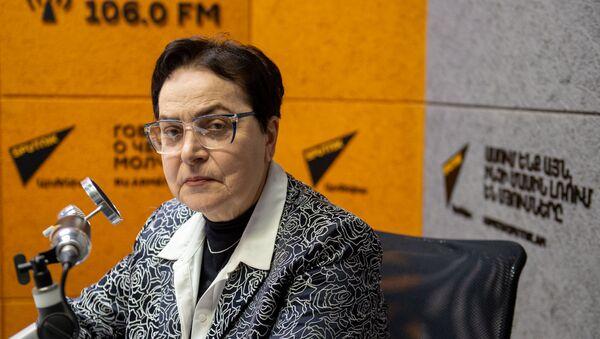 Лариса Алавердян в гостях радио Sputnik - Sputnik Արմենիա
