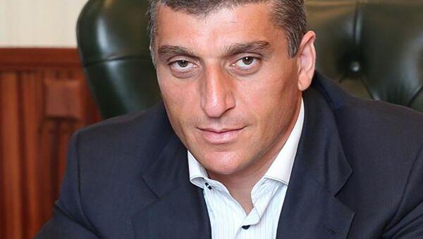 Эдгар Арамян - Sputnik Армения