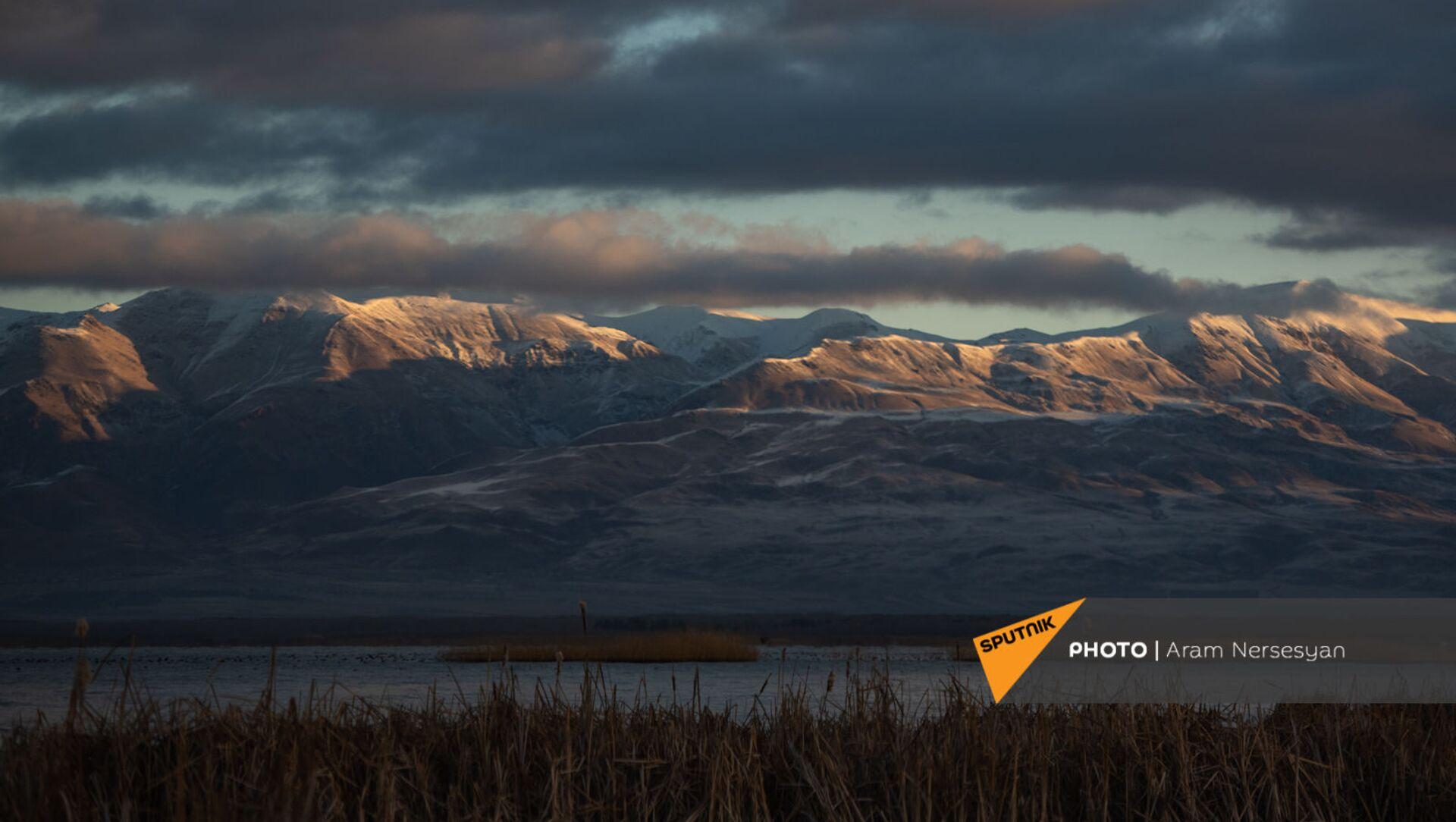 Озеро Севан, Гегаркуник - Sputnik Армения, 1920, 06.02.2021