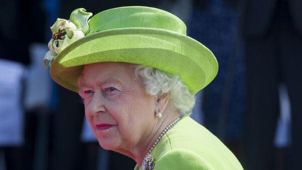 Королева Великобритании Елизавета II  - Sputnik Армения