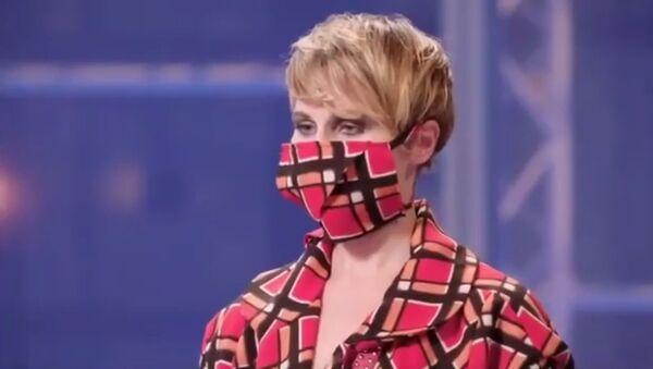 Дизайнер Ковид Капур представил дизайн маски Nora в 2019 году  - Sputnik Արմենիա