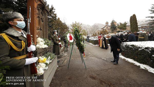 Премьер-министр Никол Пашинян посетил Ванадзор (7 декабря 2020). - Sputnik Արմենիա