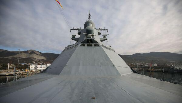 Патрульный корабль ВМФ России - Sputnik Армения