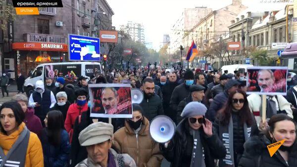"""Армянская оппозиция организовала 11 декабря так называемый """"Марш достоинства - Sputnik Армения"""