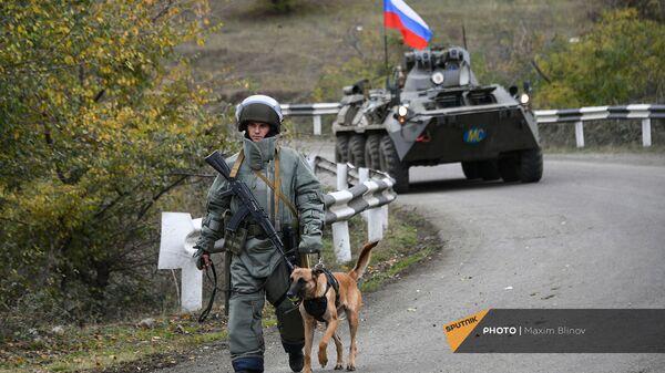Специалисты противоминного центра Минобороны РФ приступили к работе в Карабахе - Sputnik Արմենիա