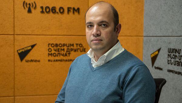 Մելիք–Շահնազարյան. «Արցախյան հարցում Հայաստանի համար դիվանագիտական ճակատ այժմ գոյություն չունի» - Sputnik Արմենիա