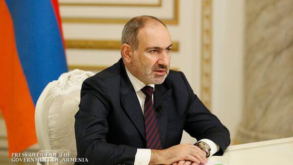 Премьер-министр Никол Пашинян обращается к нации (14 декабря 2020). Еревaн - Sputnik Армения