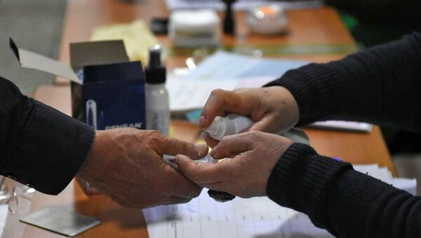 Парламентские выборы в Грузии - Sputnik Արմենիա