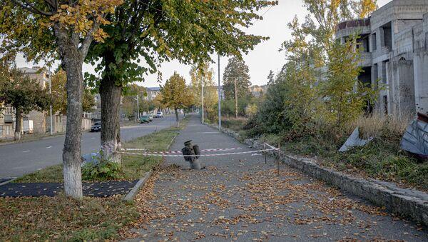 Осень в Шуши (27 сентября 2020). Шуши, Карабах - Sputnik Армения