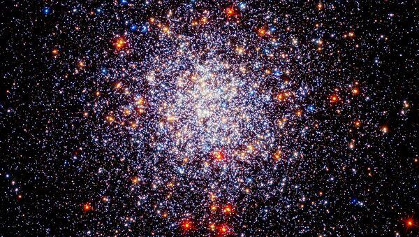 Кластер звезд Caldwell 87  - Sputnik Армения