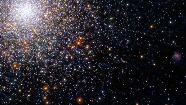 Шаровое скопление  NGC 5694 в созвездии Гидра - Sputnik Армения