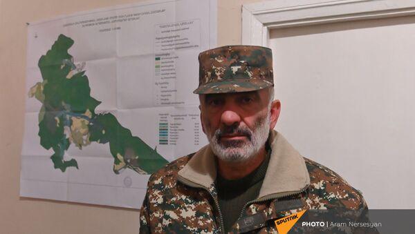 Глава администрации села Шурнух Акоп Аршакян (18 декабря 2020). - Sputnik Արմենիա