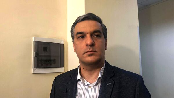 Арман Татоян - Sputnik Армения